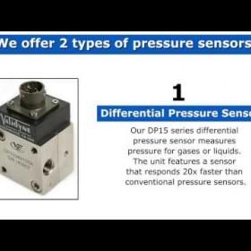 Industrial Differential Pressure Sensors