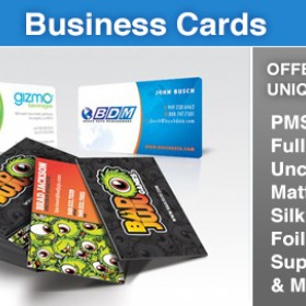 Business Card Printing Services in Irvine, CA