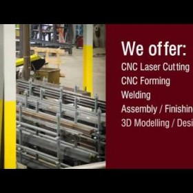 High-quality Custom Sheet Metal Fabrication Services in Cleveland