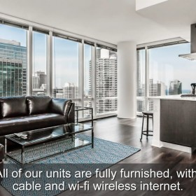 Luxury Furnished Apartments Chicago - Pinnacle Furnished Suites