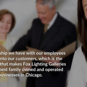 Chicago Lights - Foxlightinggalleries.com