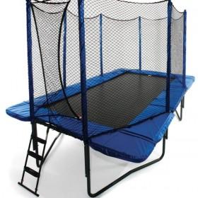 JumpSport 10×17 Stage Bounce Trampoline