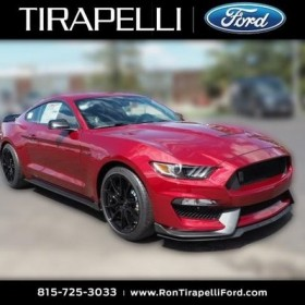 New 2019 Ford Mustang Shelby GT350 In Shorewood, IL