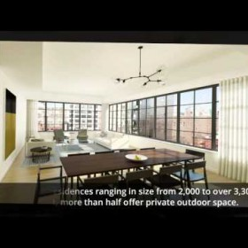 Penthouses For Sale In West Chelsea NYC | 508 West 24th Street
