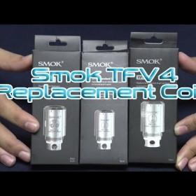 5pk Smok TFV4 Replacement Coils