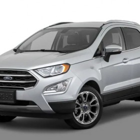 Buy EcoSport Titanium SUV - Ford Car Dealership Knoxville, TN