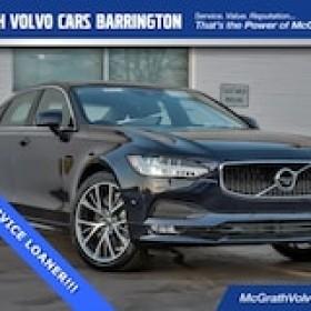 2019 Volvo S90 T6 Momentum Sedan For Sale/Lease In Barrington, IL