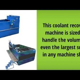 The Ultimate Supplier of Machine Coolant Filtration Systems