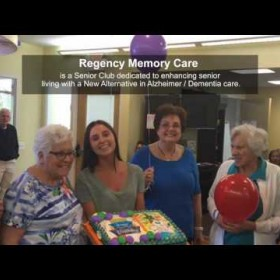 Memory Care for Seniors In NJ - The Regency Memory Care Club (201.525.2200)