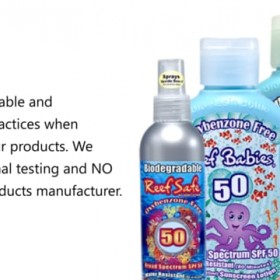 Best biodegradable and eco-friendly sunscreens in Florida (386.677.6161)