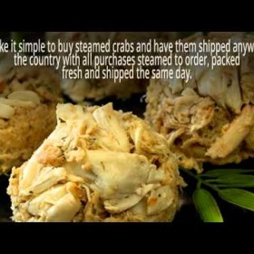 Order Maryland Steamed Blue Crabs Legs & Cakes Online - Harbour House Crabs