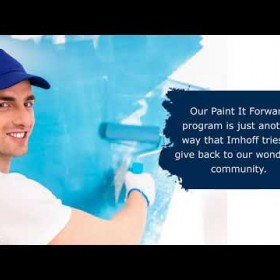 Imhoff Fine Residential Painting Presents Paint It Forward
