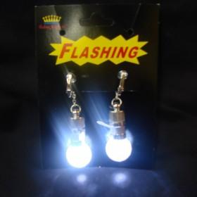 Flashing Mardi Gras beads | Light Up Mardi Gras Beads