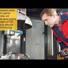 CNC Precision Milling Machining Services
