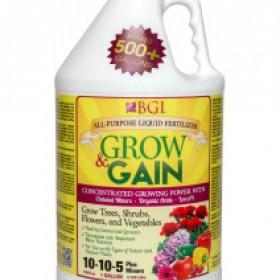 Grow & Gain - All Purpose Liquid Fertilizer For Plants