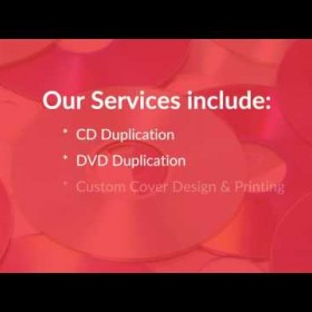 High-quality CD Duplication and CD Replication Services Chicago
