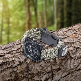 Camo Survival Watches