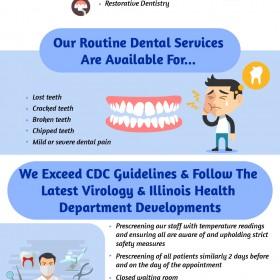Special COVID-19 Care At Windy City Family Dental