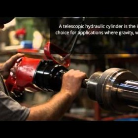 The Importance Of  Telescoping Hydraulic Cylinder and Single Acting Cylinder.