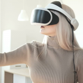 Integrate Technology With Virtual Reality Training