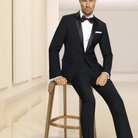 The Trendy, Fashionable Maxman Prive Tuxedo