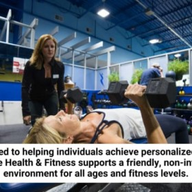 Personal Gym Trainer - Eastpointe Health & Fitness