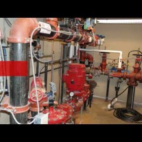 Fire Sprinkler Inspection Illinois and Iowa