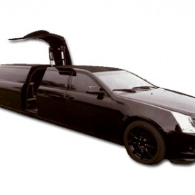"Black Knight"" 12 Passenger Limousine"