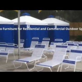 Outdoor Furniture Sling Chairs | Sunbrite Outdoor Furniture