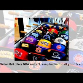 Trend Setter Mall - NBA & NFL Snap Backs | Retail Professional Company
