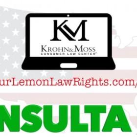Do You Need a Lemon Law Attorney? - Krohn & Moss, Ltd