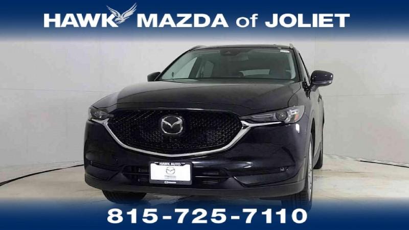 Buy All New 2019 Mazda CX-5 Jet Black Mica In Naperville IL