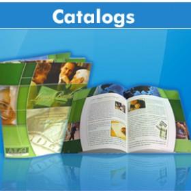 Catalog Printing Services in Irvine, CA