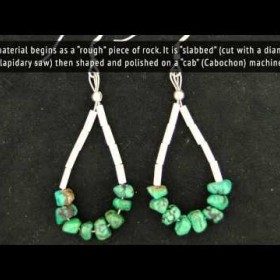 Natural, American Turquoise & Sterling Silver Jewelry By Mr. G (904-214-5500)
