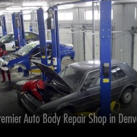 Premier Auto Body Repair Shop in Denver (303.227.1222)