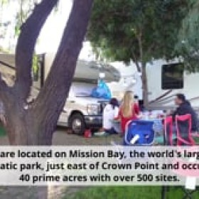 San Diego Best RV Campground   Beachfront Private Campgrounds & Tent Camping