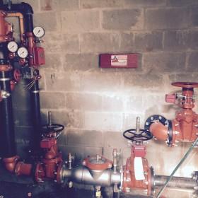 Residential & Commercial Fire Sprinkler Inspection System