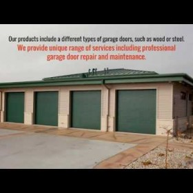 Residential & Commercial Garage Door Services in Madison WI