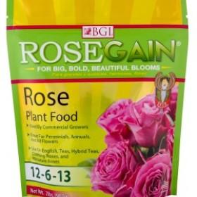 For Big, Bold, Beautiful Blooms Use Rosegain