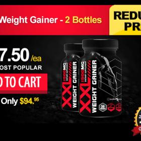XXL Weight Gainer - 2 Bottles