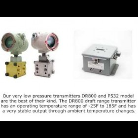 Pressure Transmitters and Transducers by Validyne Engineering