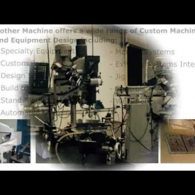 Designer and Manufacturer of Specialty Equipment & Automated Systems