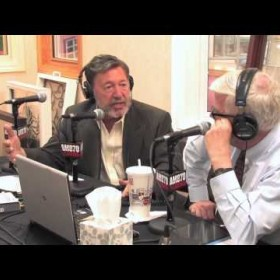 Hugh Hewitt brings AM870 The Answer straight to the California Deluxe Windows Factory