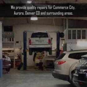 Auto Body Shop Denver | (303) 227-1222
