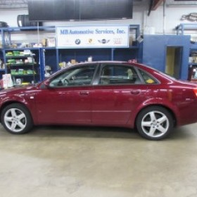 Audi Repair and Service in Rockville, MD