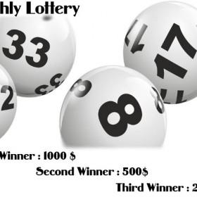 Metatradex Monthly Lottery Plan