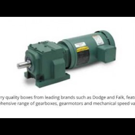Gearboxes For Your Industrial Machinery Needs