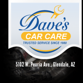 Quality Car Repair Services from Dave's Car Care