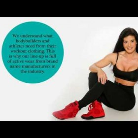 Bodybuilding Shoes for Athlets | Workout Clothing