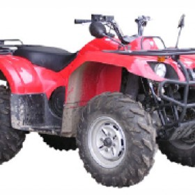 Motorcycles, ATVs, Snowmobile Storage
